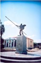 protosel2 s Υπερπαραγωγή το άγαλμα του Φιλίππου στην ΠΓΔΜ